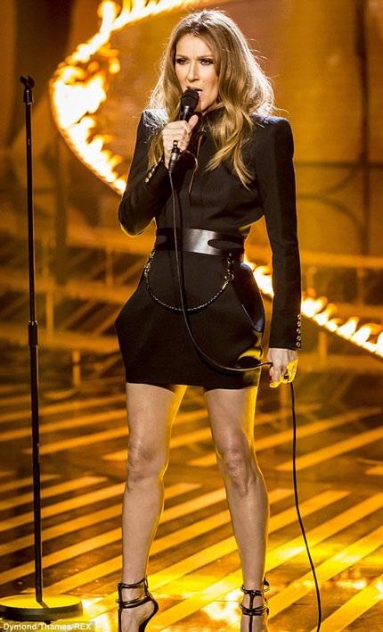 Celine Dion và chồng đã có với nhau ba đứa con, trong đó có một cặp sinh đôi.