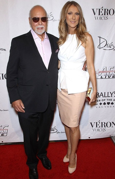 Celine Dion tạm ngừng ca hát để chăm sóc chồng bị bệnh
