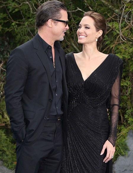 Brad Pitt và Angelina Jolie sẽ có nhiều cảnh nóng trong bộ phim
