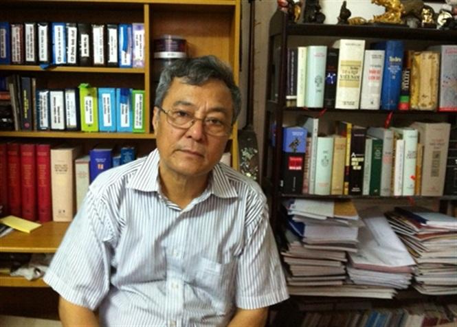 PGS, Nhạc sỹ Đặng Hoành Loan. (Ảnh: NNVN)