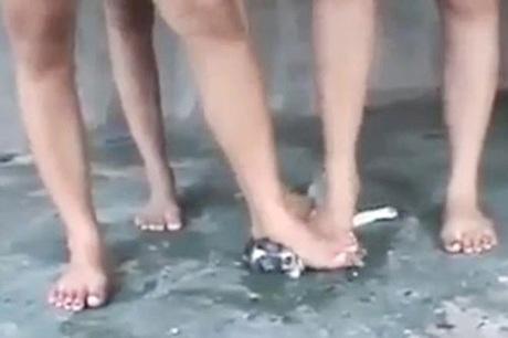 Hình ảnh cắt từ clip