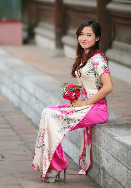 Nữ sinh ĐH Đại Nam