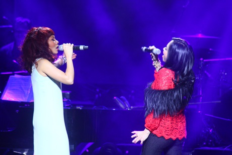 Hà Trần và Thanh Lam kết hợp trong một bản nhạc classic khó mang tên