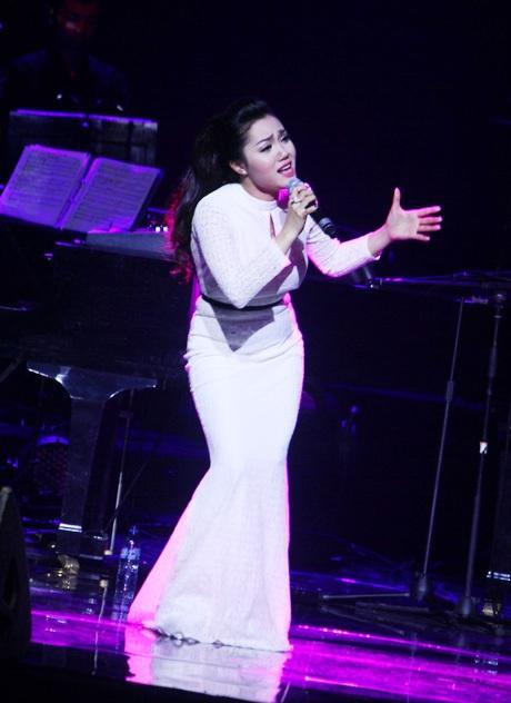 Ngọc Anh cho biết cô có nhiều duyên nợ với những ca khúc của Đỗ Bảo