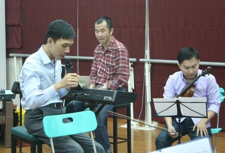 Hà Trần khớp nhạc với Đỗ Bảo