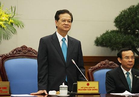 Thủ tướng Nguyễn Tấn Dũng khẳng định 10