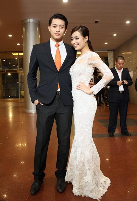 Harry Lu và Hoàng Thuỳ Linh là cặp đôi trong phim