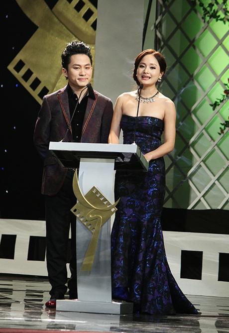Tùng Dương và Lan Phương công bố giải âm thanh và âm nhạc xuất sắc