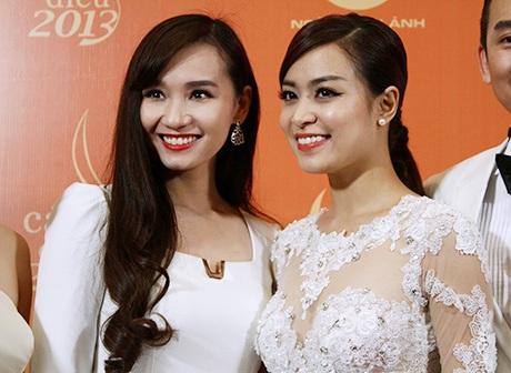 Lã Thanh Huyền và Hoàng Thuỳ Linh