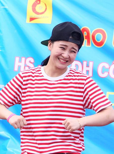 Nữ sinh đáng yêu đến từ Hàn Quốc