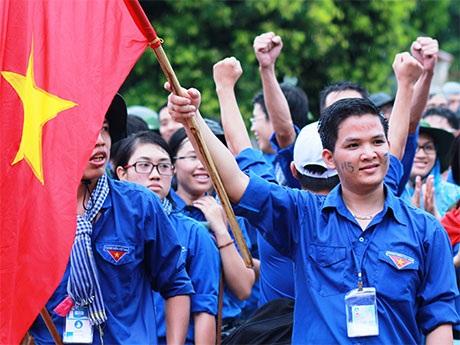 Sinh viên Việt Nam hành động vì biển đảo quê hương