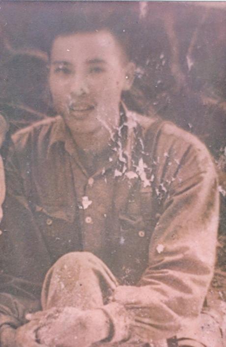 Ông Trịnh Ngọc, chiến sỹ xe đạp thồ TX Thanh Hóa