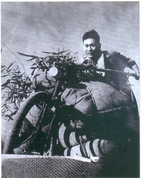 Chiến sĩ xe đạp thồ Cao Văn Tỵ đạt năng suất 325kg/chuyến phục vụ chiến dịch Điện Biên Phủ