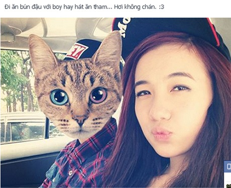 Thời mới hẹn hò, hot girl Mie không dám công khai gương mặt người yêu