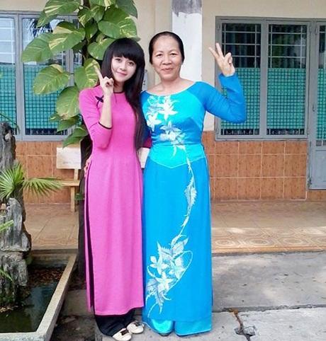 Nguyễn Thị Phương trong vai trò giáo viên