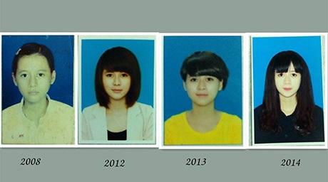 Ảnh thẻ của Nguyễn Thị Phương