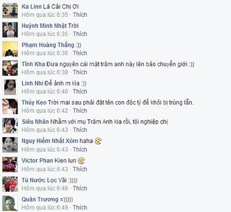 Bạn bè và fan của Trâm Anh lên tiếng về vụ nhầm lẫn tai hại này