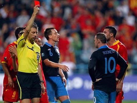 Tuyển Anh với thành tích bất bại ở vòng loại Euro 2012