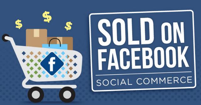 Hàng triệu người dùng hưởng lợi từ kinh doanh, buôn bán online trên Facebook