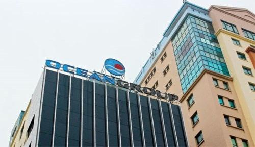 Tài khoản Ocean Group được mở phong tỏa tại OceanBank