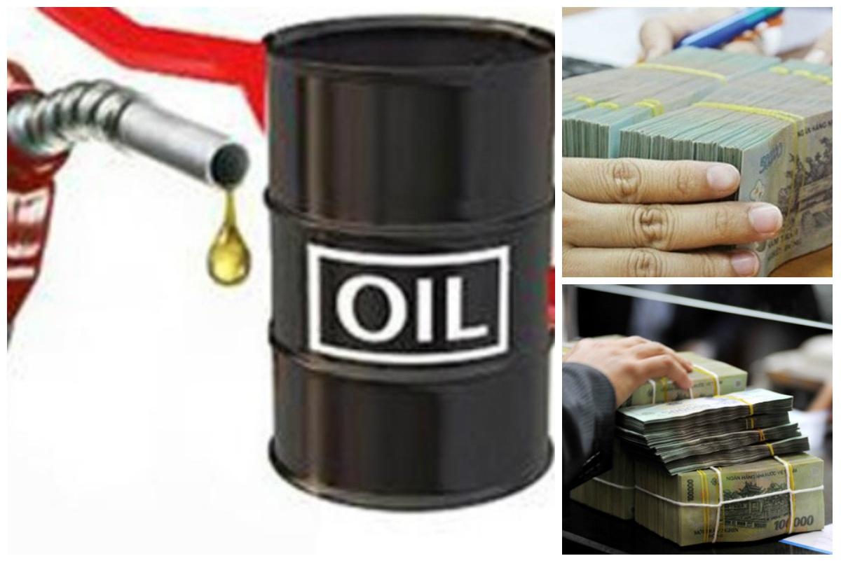 Với mặt bằng giá dầu năm 2015 ở mức 60 USD/thùng, NSNN dự kiến hụt thu 43.000 tỷ đồng