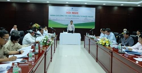 Toàn cảnh hội nghị (ảnh: Đà Nẵng portal)