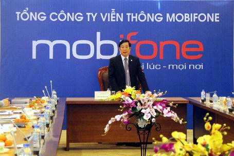 """Nhà đầu tư chiến lược ngoại sẽ """"nhảy"""" vào MobiFone"""