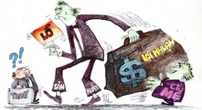 Nhiều doanh nghiệp, nhất là doanh nghiệp FDI thường giấu lãi để né thuế