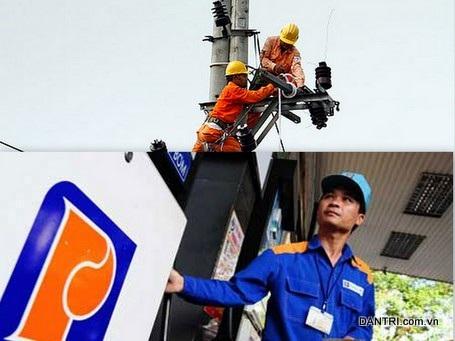 """""""Điện, xăng dầu tăng cùng lúc ít tác động đến kinh tế - xã hội"""""""