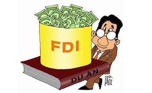 Hơn 70% vốn FDI cấp mới tại Hà Nội trong quý I chảy vào lĩnh vực kinh doanh bất động sản