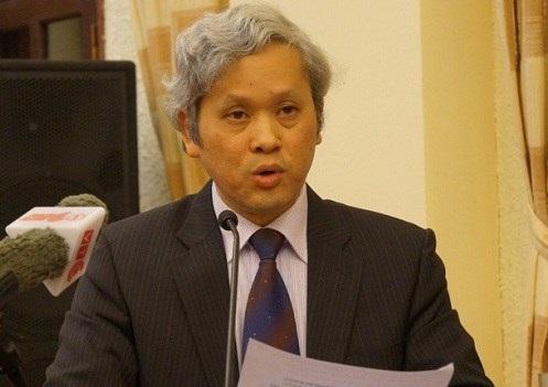Ông Nguyễn Bích Lâm - Tổng cục trưởng Tổng cục Thống kê