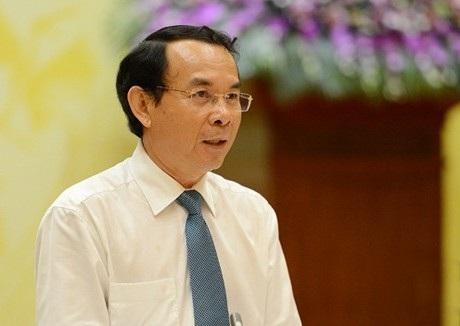 Bộ trưởng Chủ nhiệm VPCP Nguyễn Văn Nên.