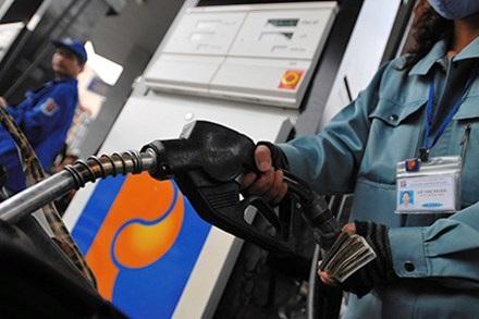 Giá xăng đã tăng trở lại trên ngưỡng 20.000 đồng/lít