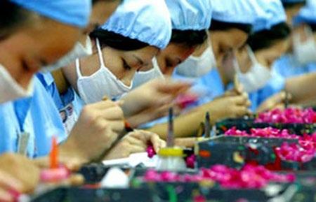 Việt Nam không nên coi lao động giá rẻ là lợi thế thu hút FDI