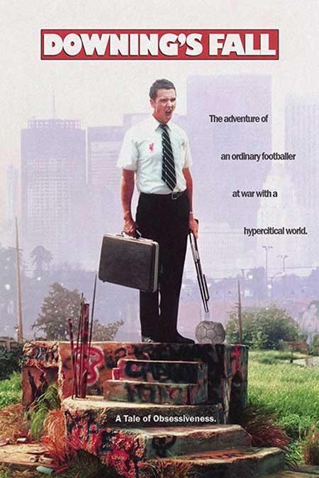 Đá quá kém, Downing nên cân nhắc chuyển nghề sang…đóng phim chăng?