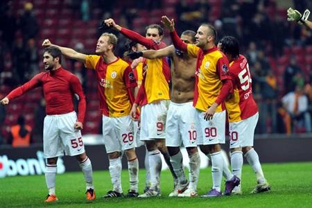 Galatasaray đang nuôi tham vọng tạo nên những dấu ấn lớn tại đấu trường châu lục