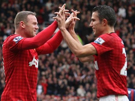 Rooney sẽ từ bỏ quyền ưu tiên đá 11 mét và nhường lại cho Percy