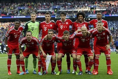 """Bayern Munich đã vượt qua nỗi ám ảnh của thất bại với chiến công tại """"thánh đường"""" Wembley"""