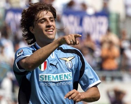 """Tháng 7/2000, Lazio thưở còn """"vinh hoa phú quí"""" đã vung tới"""