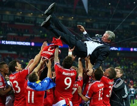 Thành công hoàn hảo của Bayern Munich - Heynckes năm ngoái là thách thức lớn cho Pep