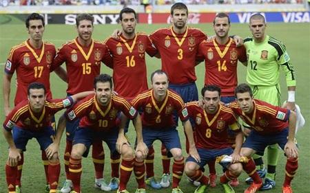 """Chung kết Confed Cup: """"Show diễn"""" của dàn sao Barcelona"""