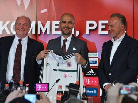 Pep sẽ đem tới sự đổi thay toàn diện để giúp Bayern Munich tiếp tục duy trì sự thống trị