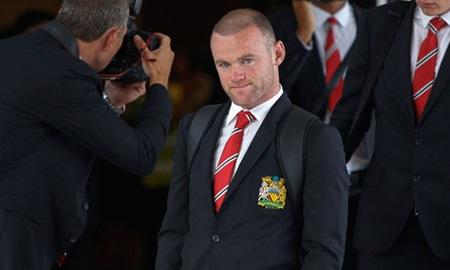 Rooney rất tức giận và thất vọng với David Moyes nên quyết ra đi hè này