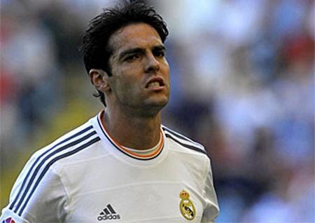 """Kaka đã quyết chí chia tay Real Madrid ở thời điểm cuối của """"chợ hè"""" 2013"""
