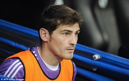 Casillas sẽ có cơ hội bắt chính ở Champions League và Cúp Nhà Vua