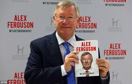 Cuốn sách mới về Fergie bán chạy như tôm tươi