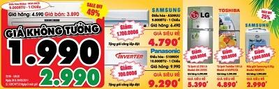 Big Buys! Tháng 06 Media Mart giảm giá lớn - 1