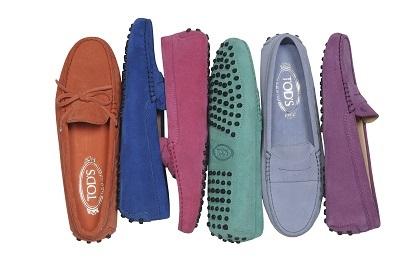 Sành điệu với giày TOD'S và Dolce & Gabbana - 1