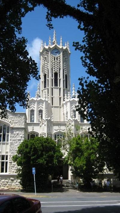 Du học trường đại học Auckland cùng đại diện duy nhất HANOITC - 1