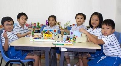 Trẻ học sáng tạo ở trường Tiểu học  - 1